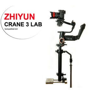 Zhiyun Crane 3 Lab Kit (Adapter) kompatibel mit Steadimate-S ...