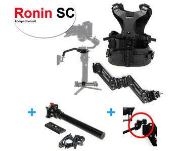 Steadimate-S 30 -SET- compatible with Ronin SC Gimbal