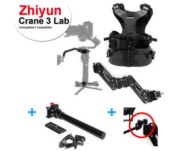 Steadimate-S 30 -SET- compatible with Zhiyun Crane 3 LAB