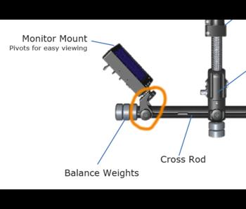 monitor mount #825-7500
