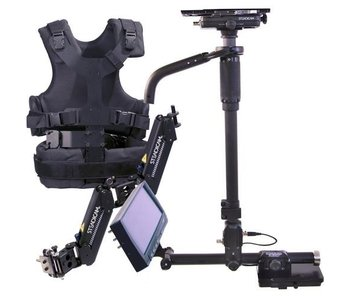 Steadicam A-HDVL15 AERO 15 System mit Sled, 7 inch Monitor