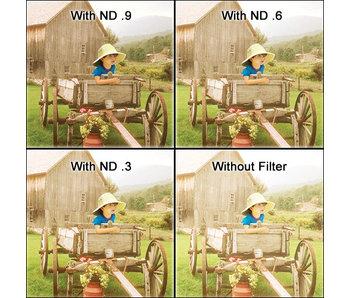 Tiffen Filters 4X5.650 WW IR 85 ND9 FILTER - 45650IR85ND9