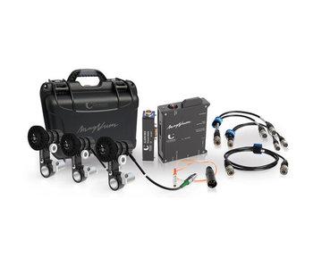 Chrosziel MagNum KIT Broadcast mit Chrosziel Motoren MN-300KIT-BC-C
