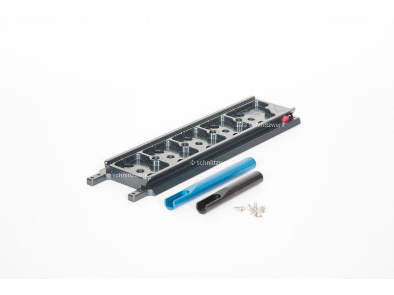Cam-Tec ARRI Baseplate / Steadicam adapter