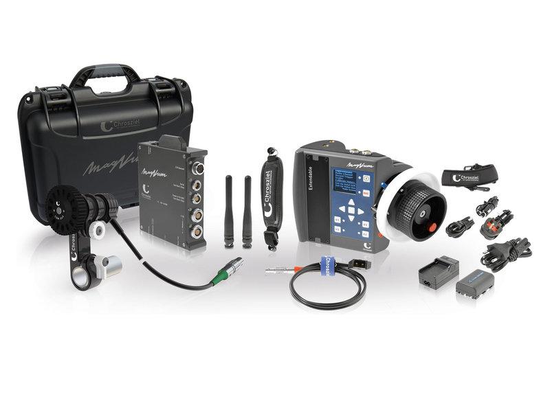 Chrosziel MagNum KIT 1-channel with Chrosziel Motor CDM-100, expandable - MN-150KIT-C
