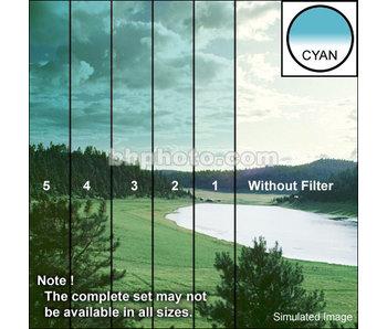 Tiffen Filters 4X4 CLR/CYAN 3 GRAD HE FILTER - 44CGCY3H