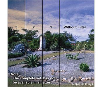 Tiffen Filters 4X4 CLR/TANGERINE 3 SE FILTER - 44CGTA3S