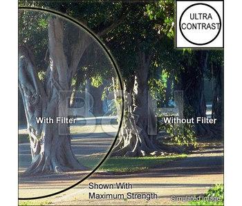 Tiffen Filters 4X4 ULTRA CONTRAST 1/4 FILTER - 44UC14