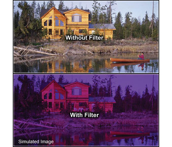 Tiffen Filters 4x4 Grape 3 Filter - 44GR3