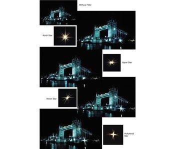 Tiffen Filters 4x4 Hyper Star Filter - 44HYSTR