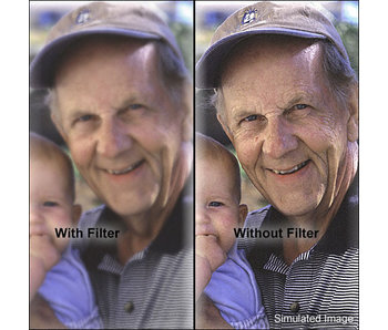 Tiffen Filters 4x4 Softnet White 3 Filter - 44SNW3