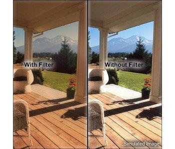 Tiffen Filters 4x4 Warm Black Pro-Mist 2 Filter - 44WBPM2