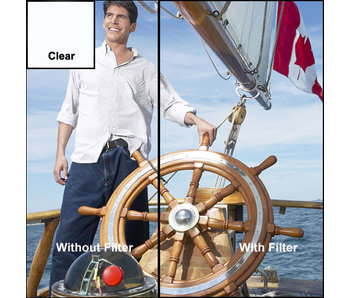 Tiffen Filters 4X4 CLEAR PREMIUM FILTER - 44CLRP