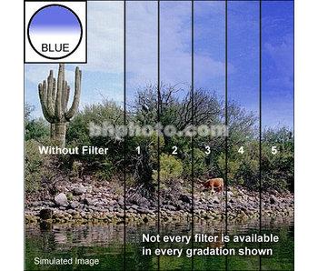 Tiffen Filters 4x4 Clear/Blue 5 Grad Hard Edge (HE) Filter - 44CGB5H