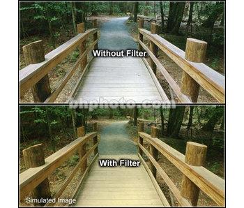 Tiffen Filters 4x4 Clear/Sepia 1 Grad Hard Edge (HE) Filter - 44CGSEP1H