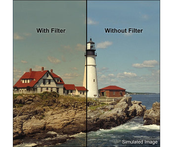 Tiffen Filters 4x4 Coral 4 Filter - 44CO4