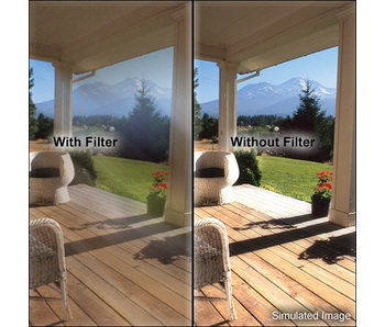 Tiffen Filters 4x4 Black Pro-Mist 5 Filter - 44BPM5