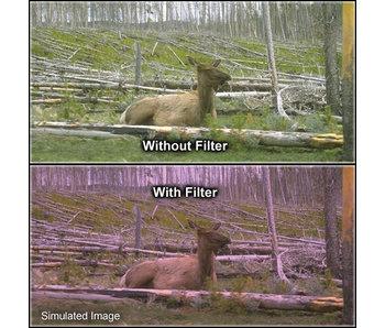 Tiffen Filters 4X4 BLUE 1 FILTER - 44BL1