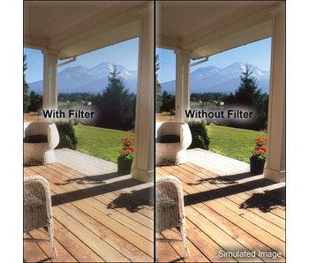 Tiffen Filters 5X5 BLACK PRO MIST 2 FILTER - 5X5BPM2