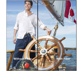 Tiffen Filters 6.6X6.6 WW CLEAR SOLID - W6666SCLRUN
