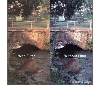 Tiffen Filters 6.6X6.6 WARM PRO MIST 1/4 FILTER - 6666WPM14