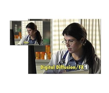 Tiffen Filters 6.6X6.6 DIGITAL DIFFUSION 1 - W6666DDFX1