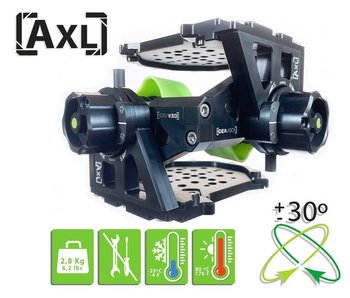 Idea Vision AXL - New way of compensation axis!!!