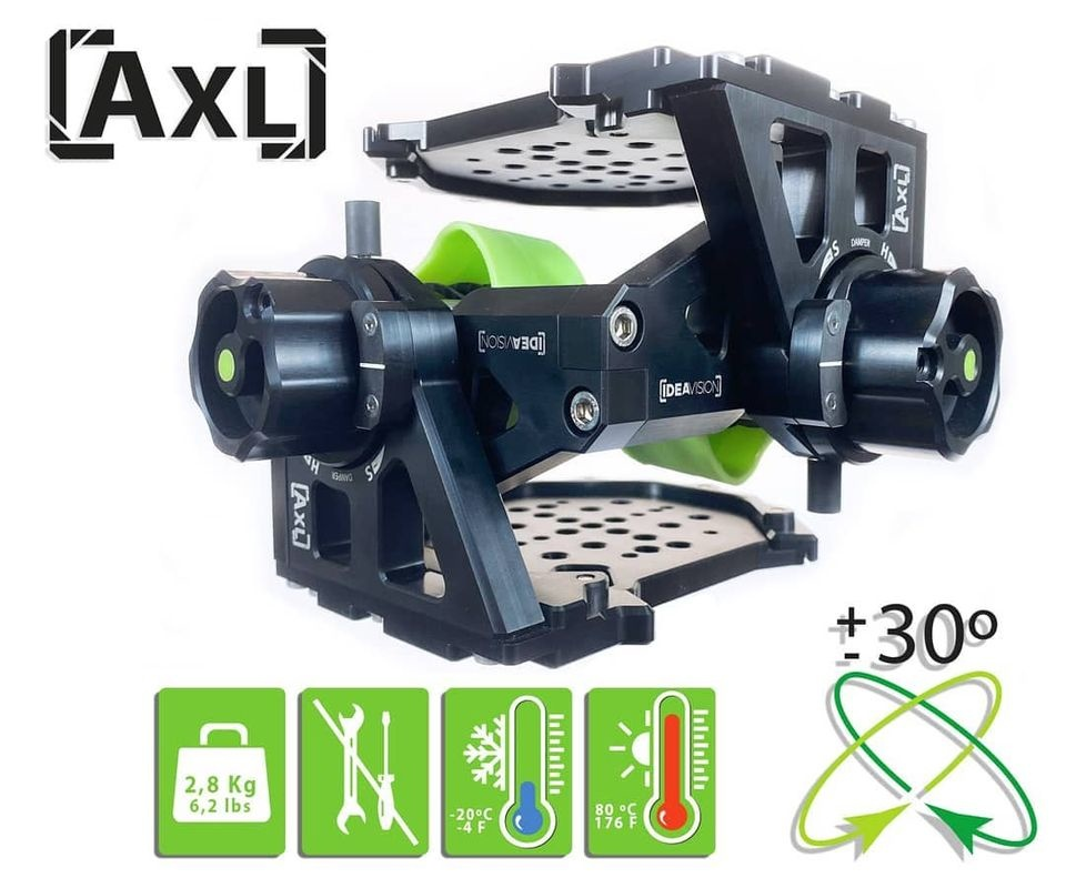 IDEA Vision AXL - New product