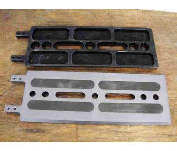 Catgriller Long light plate