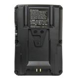 IDX Bundle : 2x IDX CUE-H180 V-Mount battery & 1x IDX VL-2X 2-fach charger