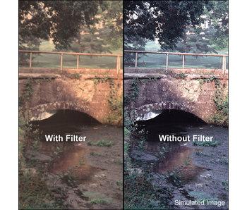 Tiffen Filters 4X5.650 WARM PRO MIST 1 FILTER - 45650WPM1