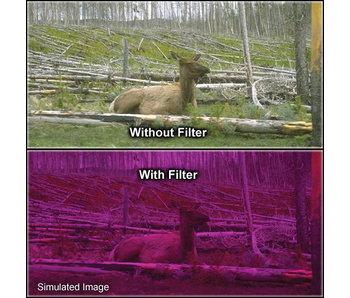 Tiffen Filters 4X5.650 BLUE #3 FILTER - 45650BL3