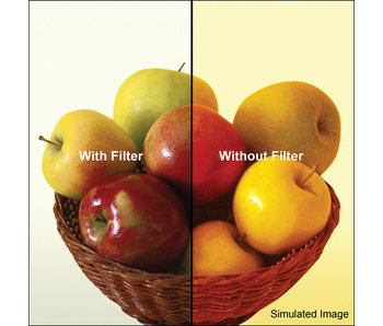 Tiffen Filters 4X5.650 80A FILTER - 4565080A