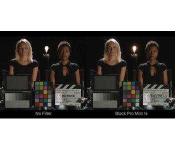Tiffen Filters 6X6 BLACK PRO-MIST 1/8 FILTER - 66BPM18