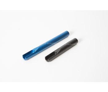 Catgriller 100mm rod aluminum with screws / each piece