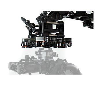 Flowcine Dual Black - stabilization & damping system - FC-BLK-Dual