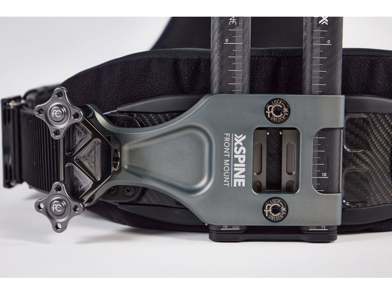 xSPINE + Front mount - FC-X-xSPINE-Frnt