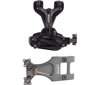 xSPINE + xR3ACH Gfy +  Front mount