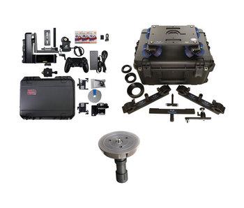 eMotimo Spectrum ST4 Pro with Portable Dana Dolly Kit (V-Mount) - EM417VMLCDK