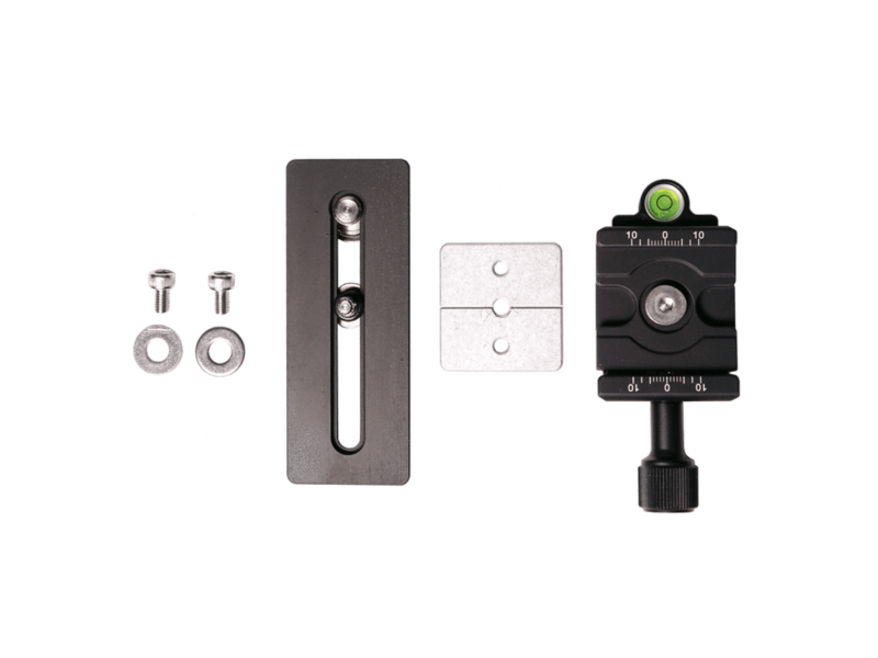 eMotimo Forward / back adjustment plate & clamp - ACC_FBA_150
