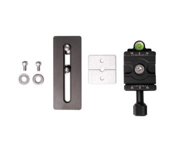 eMotimo Forward / back adjustment plate & clamp - ACC_FBA_COMBO