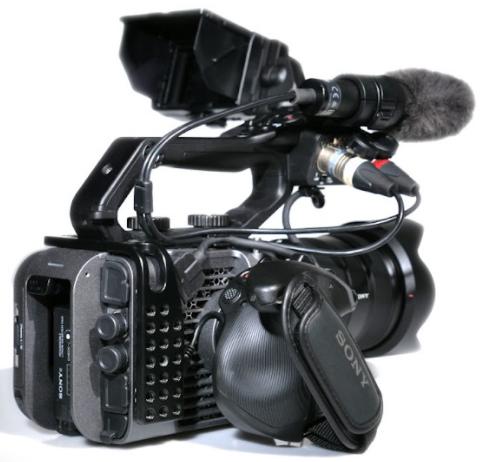 SideRig für Sony FX6