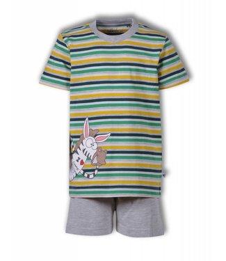 Woody Pyjama Zebra Stripes 191-1-PSU-S/976