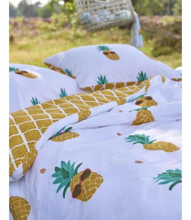 Covers & Co Pineapple Dekbedovertrek