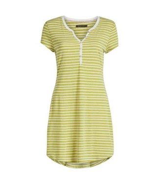 Essenza Lois Nightdress Short Sleeve Yellow