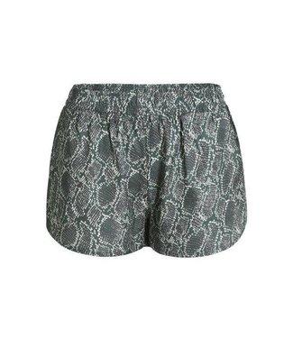 Essenza Xava Snake Trousers Short Green