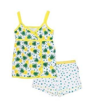 Claesen's Pineapple Dots Girls Baby Doll
