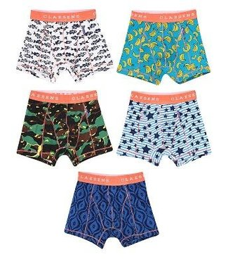 Claesen's Boys 5-pack Multi Summer19