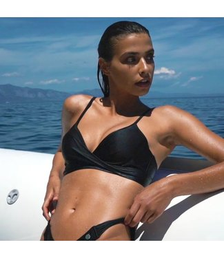 Beachlife Bikinitop Black Twist 970112-962