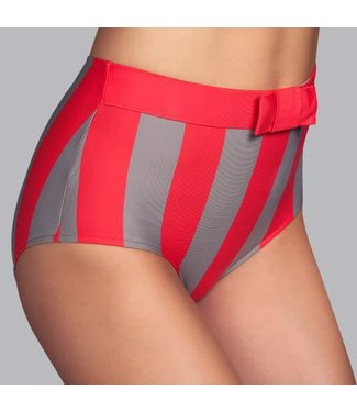 Andres Sarda Bikini Slip Azura Fun Red 3407857